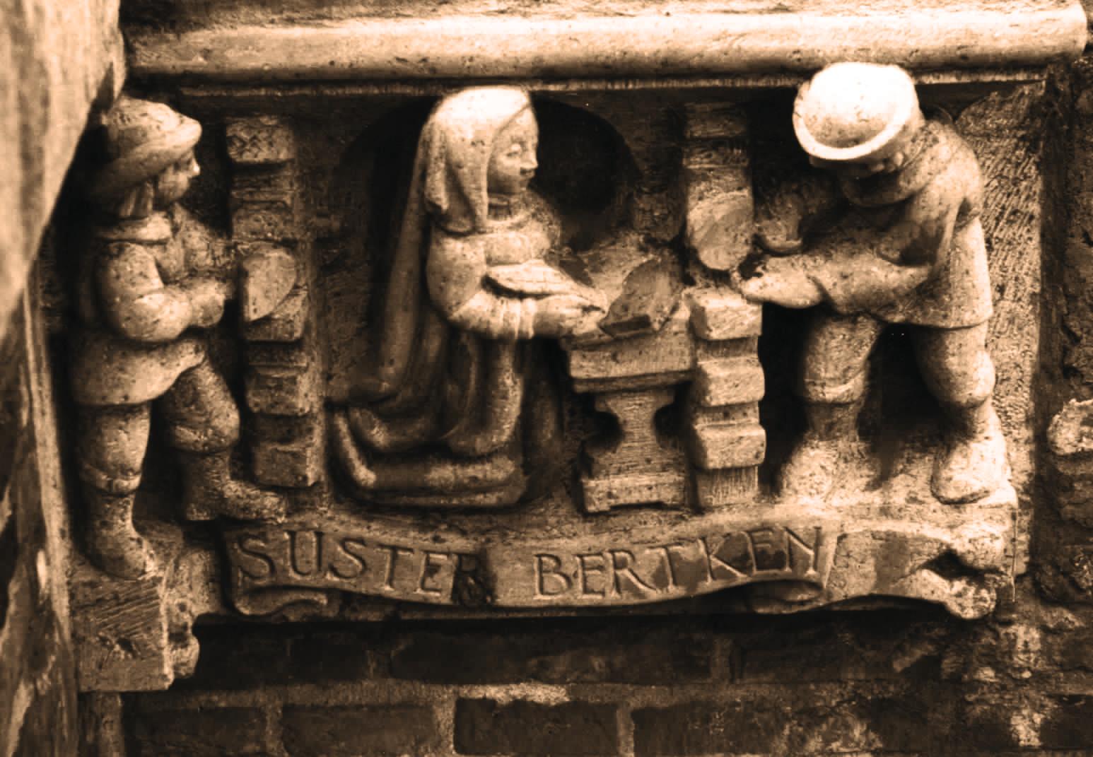 17. Suster Bertken - City of Literature